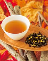 ほっこり温まる烏龍茶 焚火(たきび)