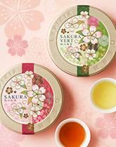 ふんわり優しい桜の香り 桜のお茶