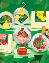 森の実りに誘われて フルーツ香るお茶