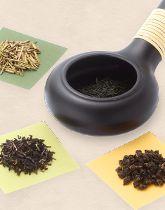 焙烙(ほうろく)で手軽にお茶を焙煎!