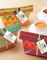 旬のアッサム紅茶で楽しむ 4種のミルクティー