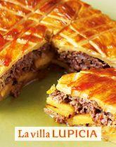 道産和牛とジャガイモのミートパイ