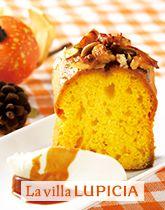 甘くほこほこ。ニセコかぼちゃのパウンドケーキ
