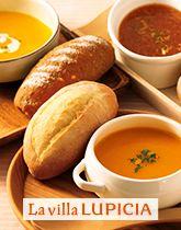 北海道の豊かな食材を贅沢に使ったオリジナルスープ