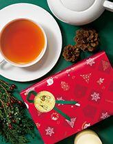 クリスマスのお茶詰め合わせ