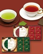 お茶とチョコレート 最高のハーモニーを楽しむ