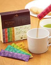 手軽に楽しむ、本格的な味わい 粉末タイプのお茶