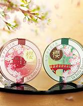上質な茶葉を贅沢に使用 プレミアムな桜のお茶