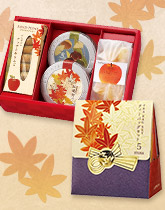 季節の香りをあの人へ 秋を運ぶ贈りもの
