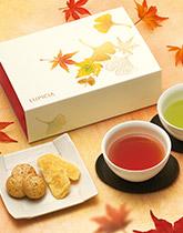 秋のくつろぎを贅沢に感じる 秋のお茶とお菓子