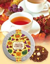 秋冬限定の人気のルイボス「いもくりかぼ茶」