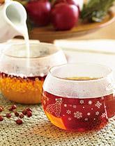 クリスマスの茶器