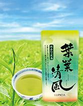 日々の健康をおいしく応援!抹茶入り煎茶「葉葉清風」