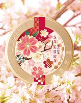 毎年大人気の桜のお茶シリーズ