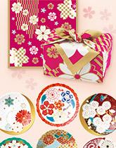 華やかな桜を描いた オリジナルの和雑貨