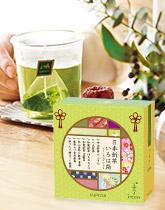 「旬」を楽しむ1 週間 日本新茶いろは箱