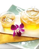 果実の香りに包まれる フルーツ台湾烏龍茶