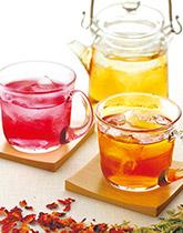 夏の体を健やかに 健康サポートのお茶