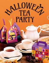毎年大人気! ハロウィーンのお茶やお菓子