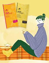 外敵から体を守る 冬の健康サポートのお茶