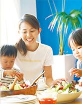 家族みんなで楽しめる、体にうれしい生活習慣茶
