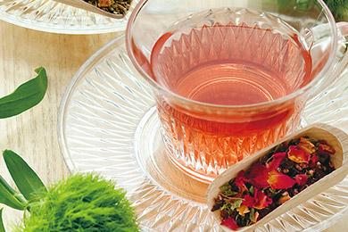 ハーブティー・甜茶
