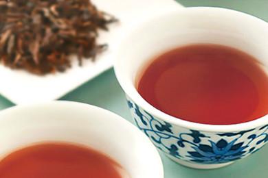プーアル茶(黒茶)