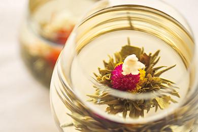 工芸茶(テマリ)