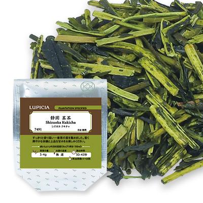 静岡 茎茶 - 100g M 袋入