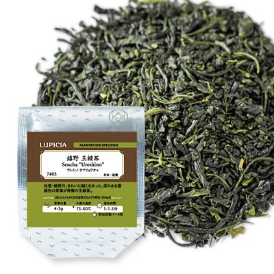 嬉野 玉緑茶 - 50g S 袋入