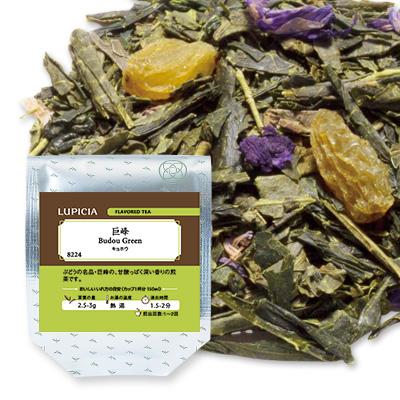 巨峰 (緑茶) - 50g S 袋入