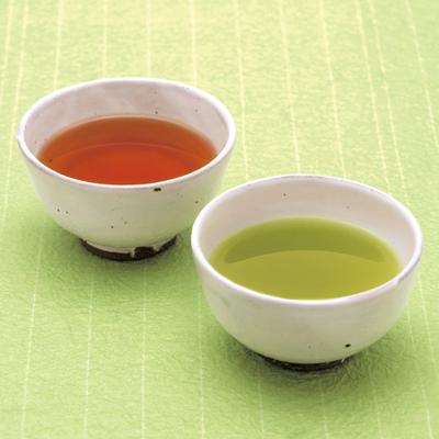 低カフェイン深蒸し煎茶 「旅枕」 - 50g S 缶入