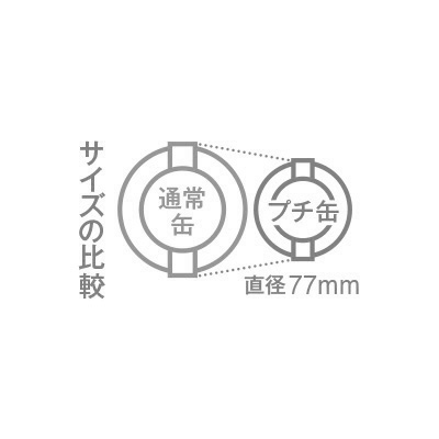 728143(ナニワ アイラブユー) 20gプチ缶入