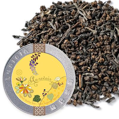 (弔事用ギフト)紅茶2缶詰め合わせ 「天竺牡丹(てんじくぼたん)」