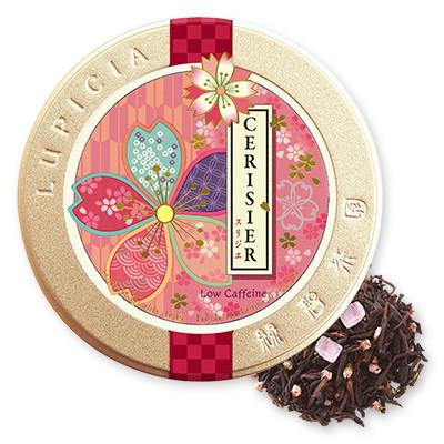 ローカフェイン紅茶とスイーツ「春野」