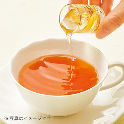 お茶に合う蜂蜜 高知ゆず