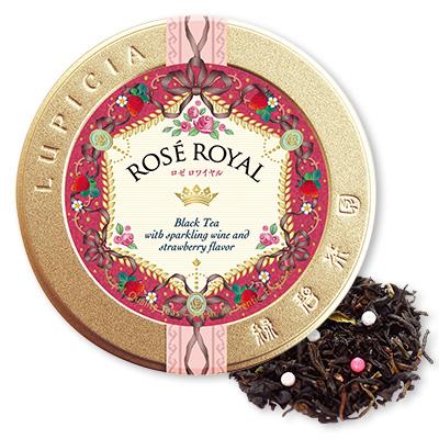 紅茶とスイーツ「ロゼ」