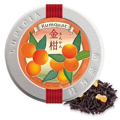 紅茶と金柑しょうが茶「恵み」