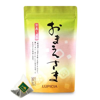 【まとめ買いセット】 8031 深蒸し煎茶「おまえさま」 ティーバッグ25個入×5点