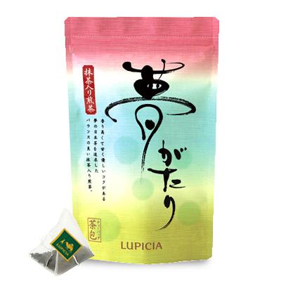 【まとめ買いセット】 8033 抹茶入り煎茶「夢がたり」ティーバッグ25個入×10点