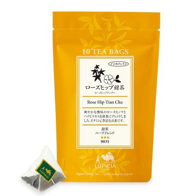 【まとめ買いセット】 9031 ローズヒップ甜茶 ティーバッグ10個パック×3