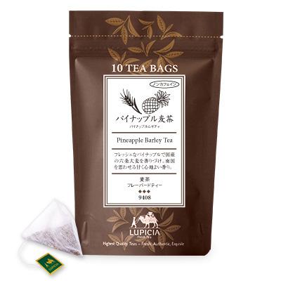 【まとめ買いセット】9408 パイナップル麦茶 ティーバッグ10個パック入×5点