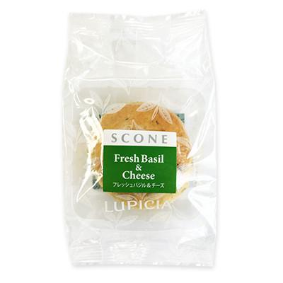 スコーン フレッシュバジル&チーズ