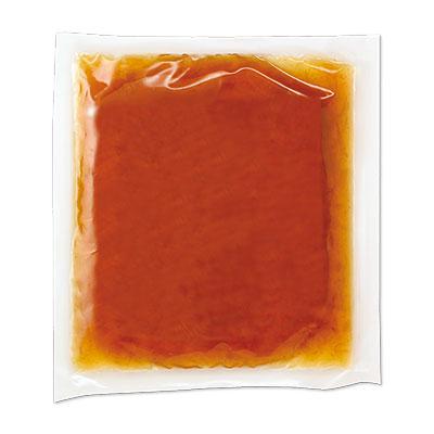 「オニオンスープ」とプチクミンペッパーのセット