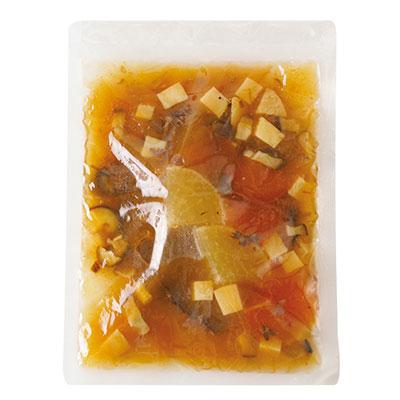 牛肉麺(ニョーローメン)スープ