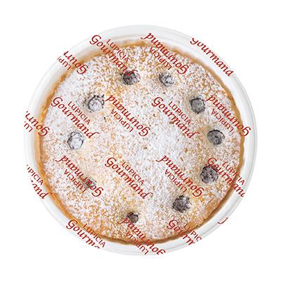 余市ブルーベリーの米粉ケーキ
