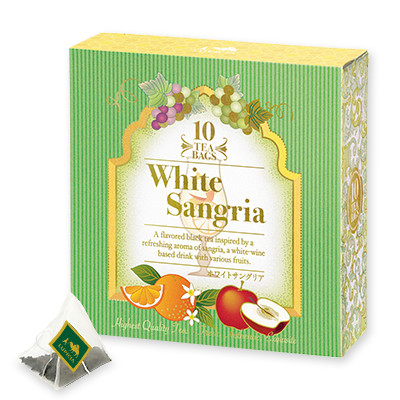 紅茶2種とスイーツ「パレット」