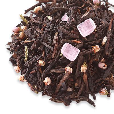 ローカフェイン紅茶とスイーツ「春風」