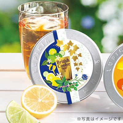 ブリティッシュ クーラー 50g限定デザイン缶入