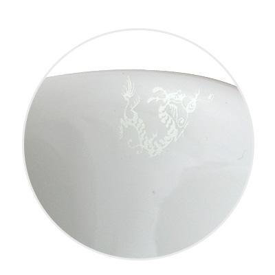 小龍浮 茶杯